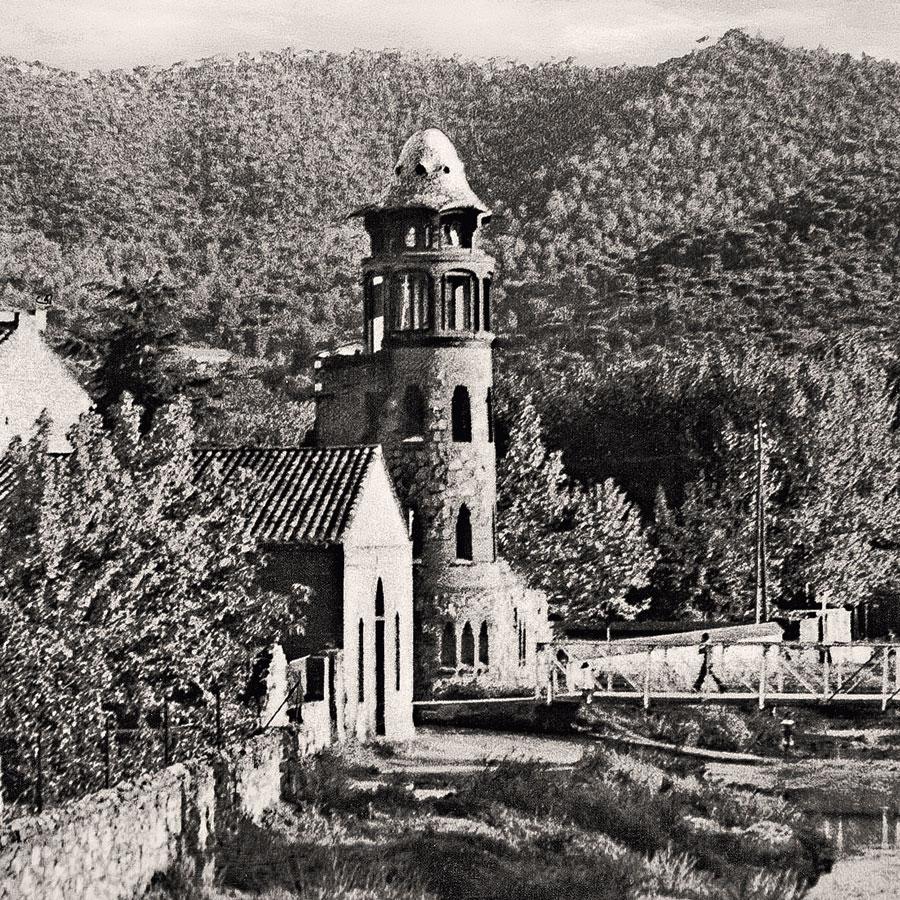 La Miranda, obra de Antoni Gaudi