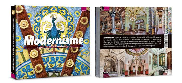 Livre sur modernisme art et architecture Dosde Éditorial