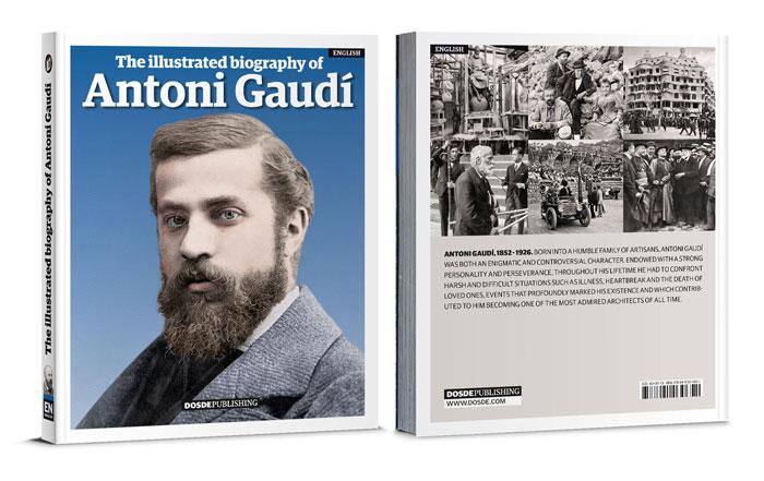 Biography of Antoni Gaudi Book Dosde Publishing