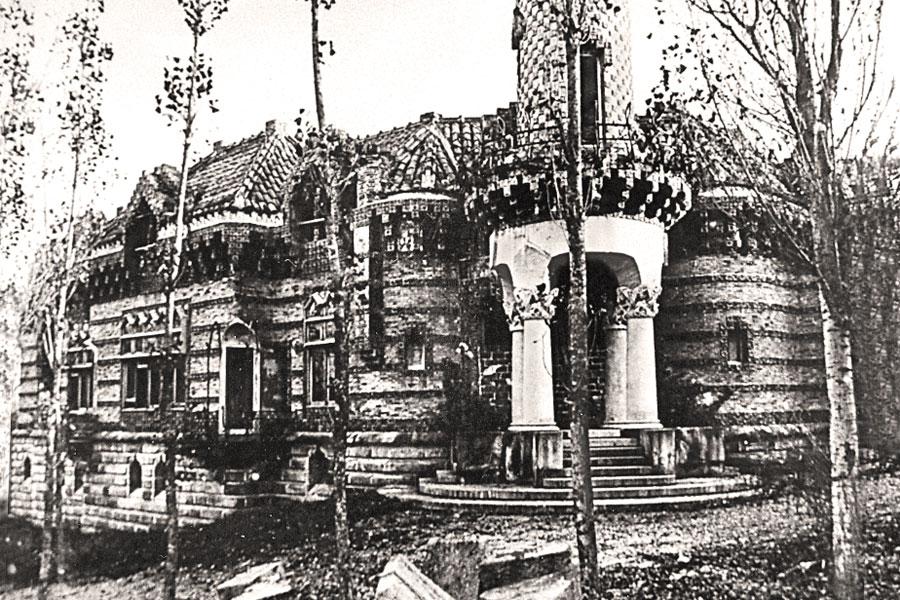 Project of Antoni Gaudi Dosde Publishing