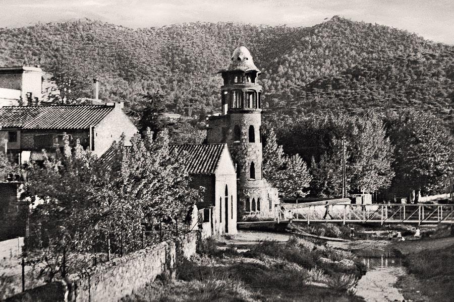 La Miranda Antoni Gaudi