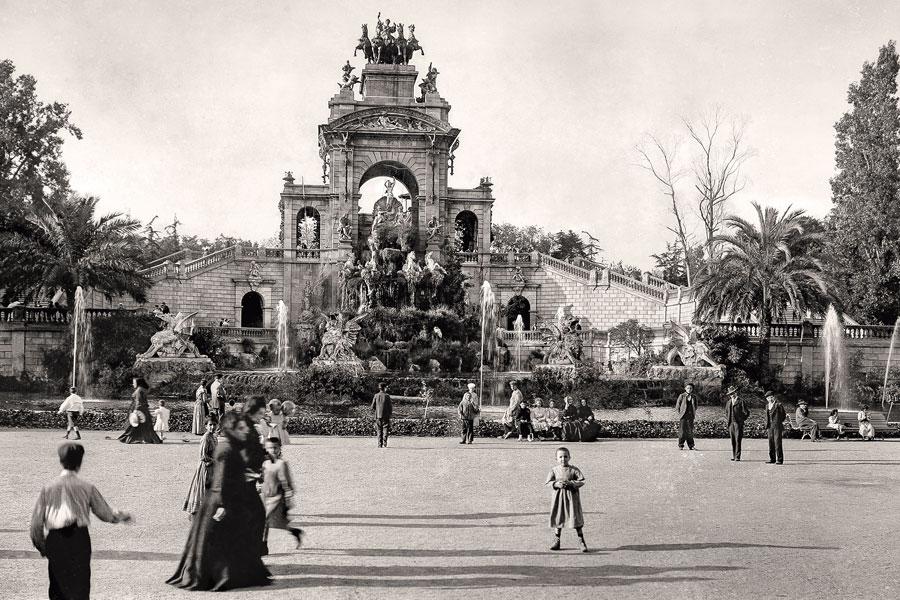 Parque de la Ciudadela Antoni Gaudi