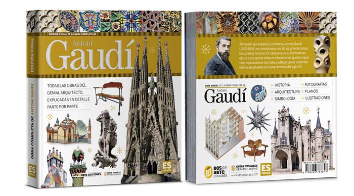Libro obra completa de Antoni Gaudí