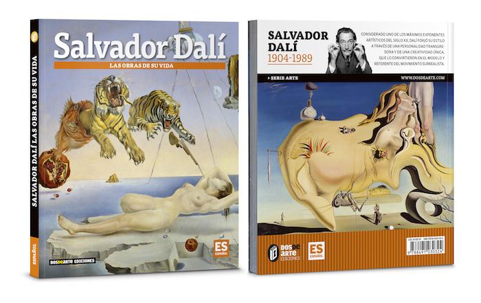 Libro Salvador Dalí las obras de su vida, Dosde Editorial