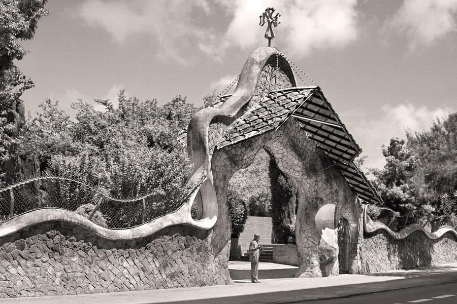 Finca Miralles Antoni Gaudi