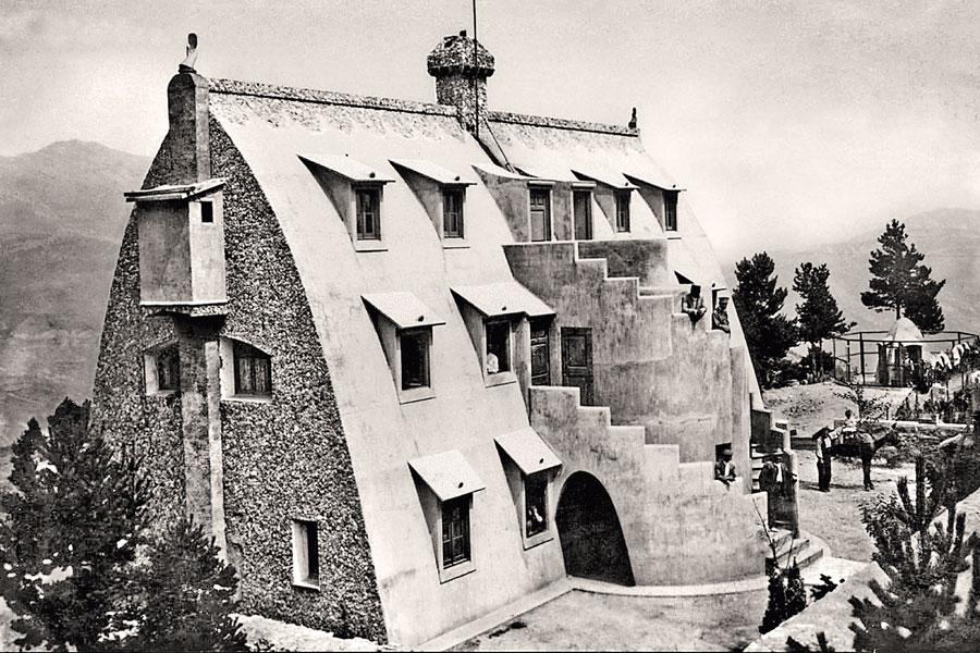 Chalet de Catllaràs Antoni Gaudi