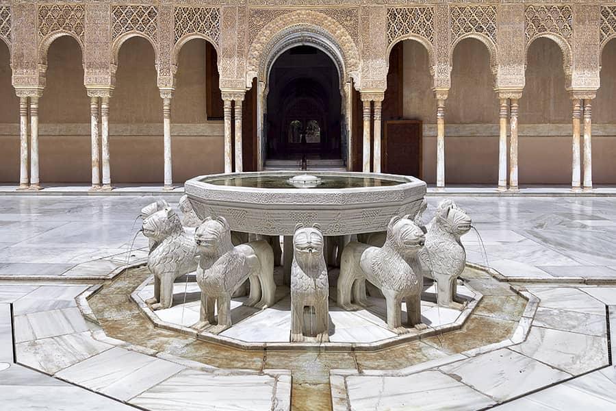Historia De La Alhambra De Granada Un Lugar Unico Dosde