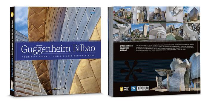 Book bout Guggenheim Museum Bilbao Dosde Publishing