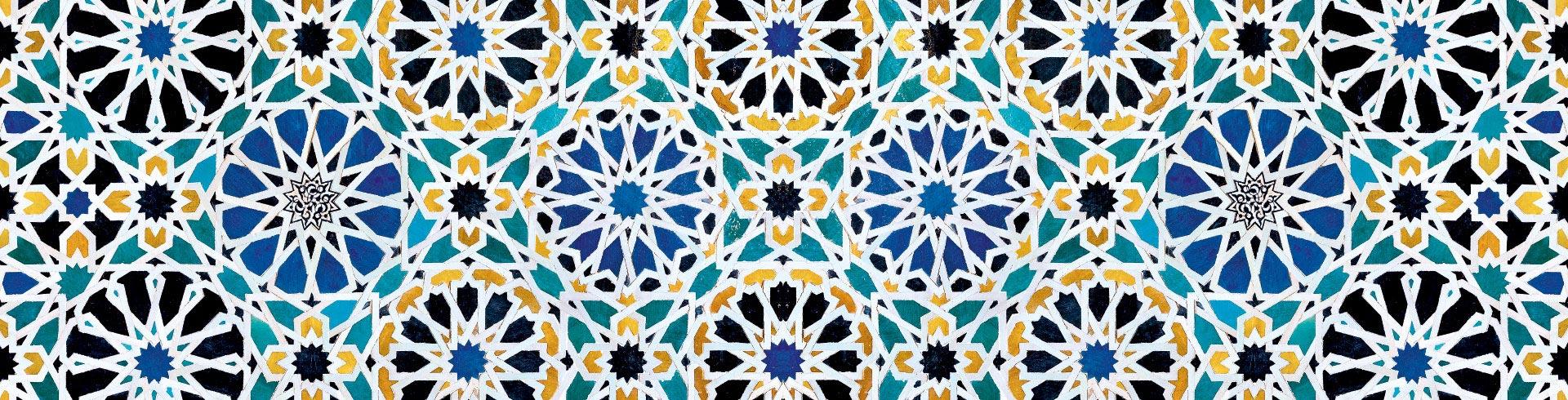 Azulejos de l'Alhambra de Grenade, la beauté de l'art nasride