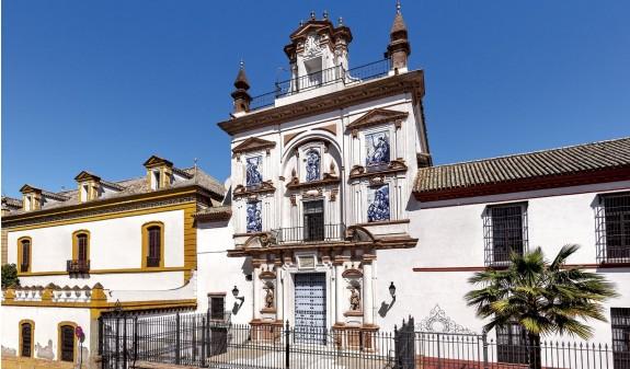 Hospital De La Caridad Sevilla Dosde Publishing Libro Azulejos Andaluces