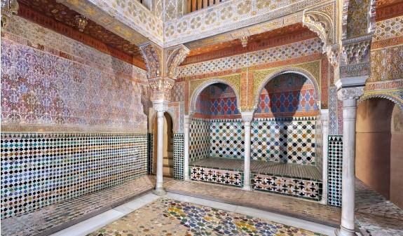 Alicatados De Baños Alhambra Libro Español Dosde Publishing
