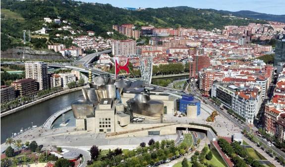 Museo Guggenheim Bilbao Dosde Publishing