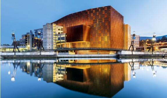 Palacio Euskalduna Bilbao Dosde Publishing
