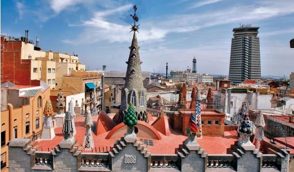Palau Guell Antoni Gaudi Libro Bolsillo Dosde Publishing