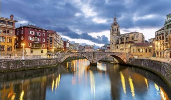 Puente San Anton Bilbao Dosde Publishing