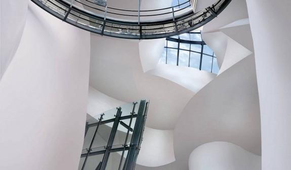 Techo Museo Guggenheim Bilbao Dosde Publishing