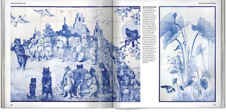 Azulejos Andaluces Photo Edition Español Libro Dosde Publishing