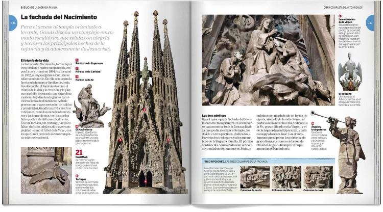 Antoni Gaudi Libro Español Dosde Publishing