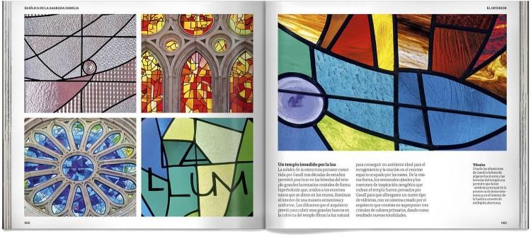 Basilica Sagrada Familia Gaudi Libro Fotografico Español Edicion Foto Dosde Publishing