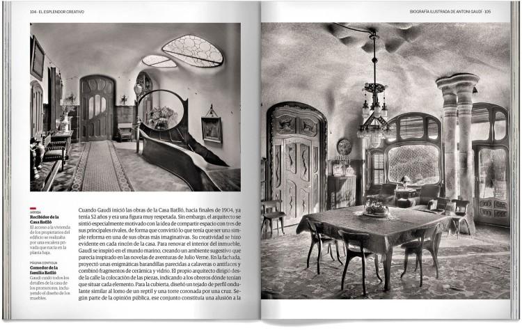 Biografia Antoni Gaudi Libro Español Dosde Publishing