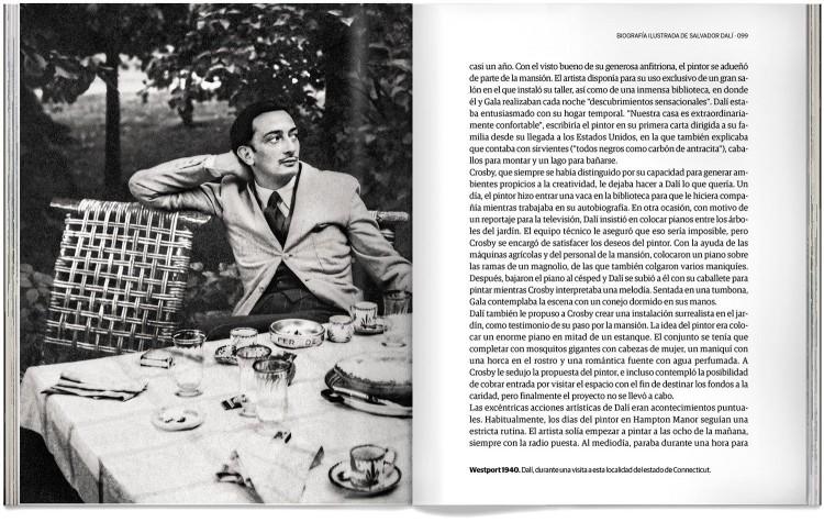 Biografia De Dalí Libro Español Dosde Publishing