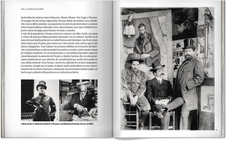 Biografia De Picasso Libro Español Dosde Publishing