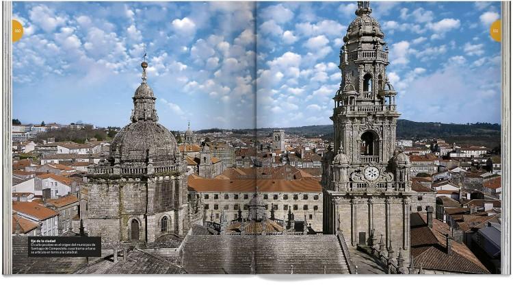Catedral De Santiago Compostela Libro Español Dosde Publishing