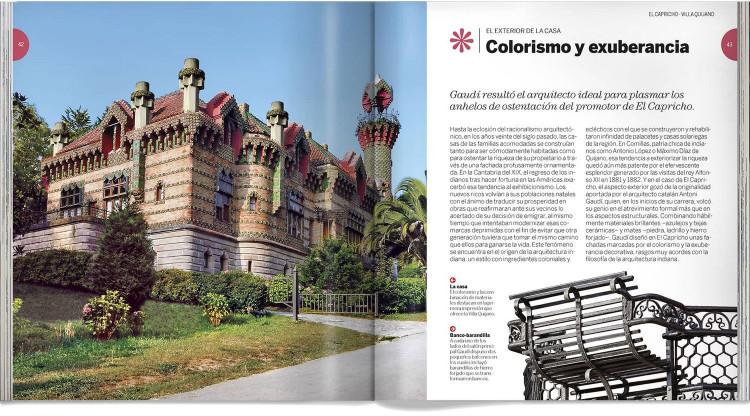 El Capricho Villa Quijano Libro Español Dosde Publishing