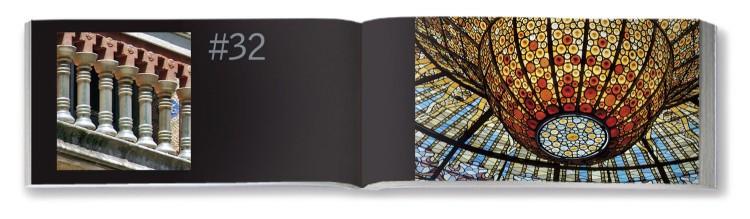 Interior Flipbook Palau De La Musica Barcelona Dosde Publishing