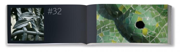 Interior Flipbook Palau Guell Gaudi Dosde Publishing