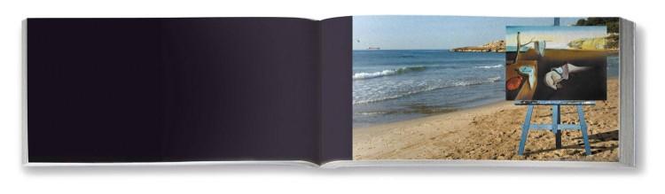 Interior Flipbook Salvador Dali Dosde Publishing