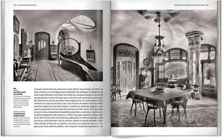 La Biografia Antoni Gaudi Libro Español Dosde Publishing
