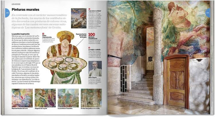 La Pedrera Casa Mila Gaudi Libro Español Dosde Publishing