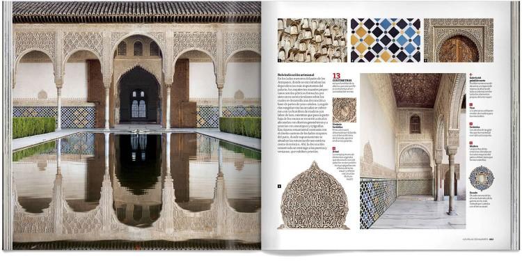 Libro Alhambra De Granada Edicion Deluxe Español Dosde Publishing