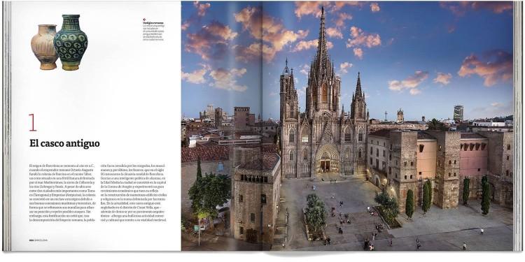 Libro Barcelona Ciudad Edicion Deluxe Español Dosde Publishing
