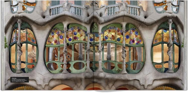 Libro Casa Batllo Gaudi Barcelona Edicion Deluxe Español Dosde Publishing