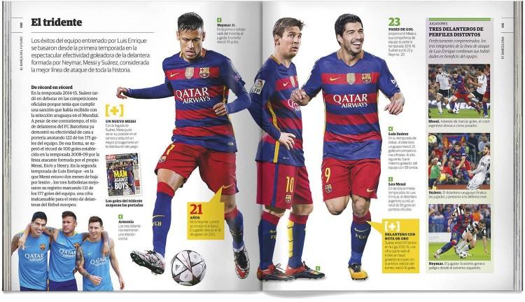 Libro Futbol Club Barcelona Barça Historia Ilustrada Dosde Publishing