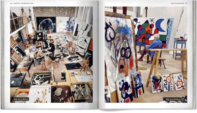 Libro Joan Miro Las Obras De Su Vida Arte Dosde Publishing