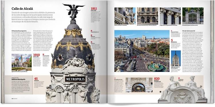 Libro Madrid Ciudad Edicion Deluxe Español Dosde Publishing