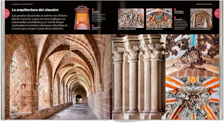 Monasterio De Piedra Libro Español Dosde