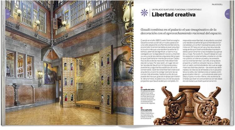 Palacio Guell Libro Dosde Publishing