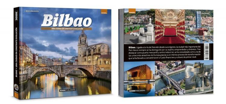Portada Contraportada Bilbao Libro Español Dosde Publishing