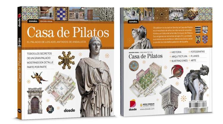 Portada Contraportada Casa De Pilatos Libro Dosde Publishing