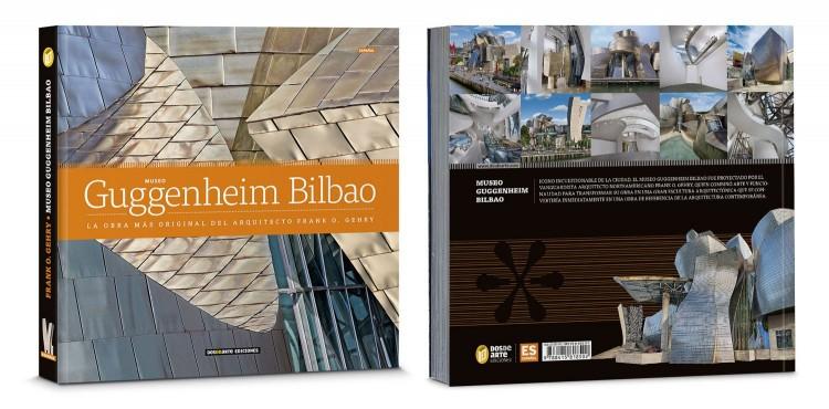 Portada Contraportada Libro Museo Guggenheim Bilbao Edicion Deluxe Español Dosde Publishing