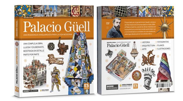 Portada Contraportada Palacio Guell Libro Dosde Publishing