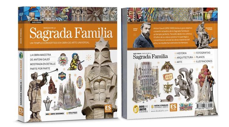 Portada Contraportada Sagrada Familia Libro Dosde Publishing