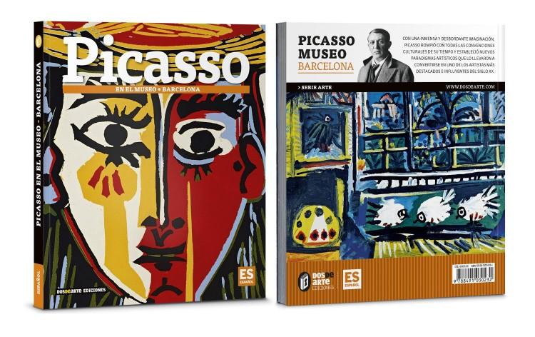 Portada Libro Pablo Picasso En El Museo Obras Arte Dosde Publishing