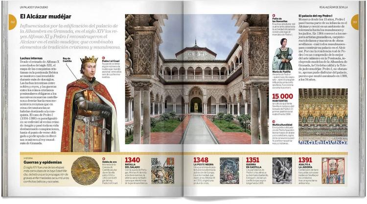 Real Alcazar De Sevilla Libro Español Dosde Publishing