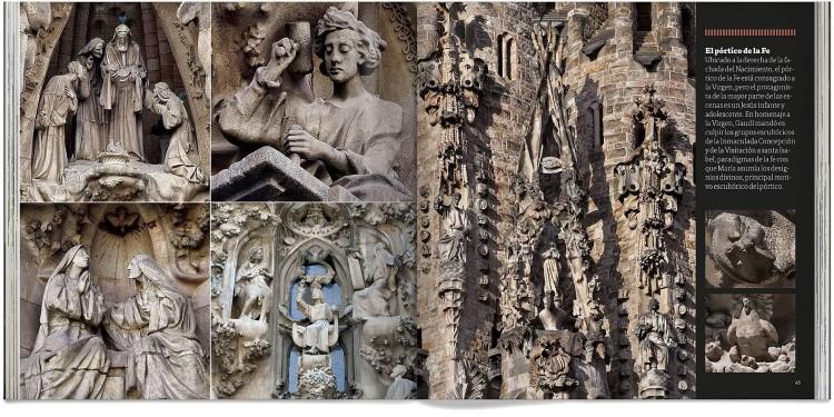 Sagrada Familia Gaudi Libro Bolsillo Español Edicion Pocket Dosde Publishing