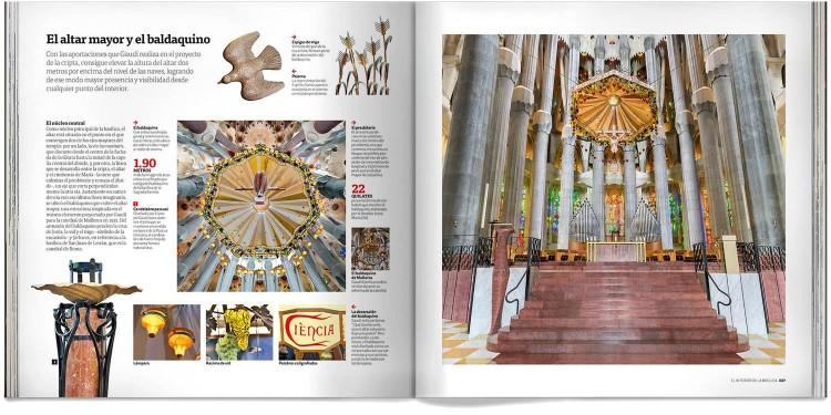 Sagrada Familia Libro Español Dosde Publishing